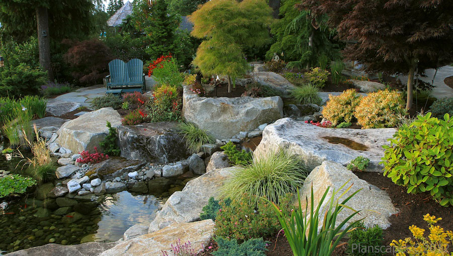 Stone Garden Peaceful Retreat