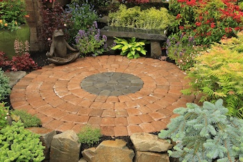 Planscapes Sorticulture Best Display Garden of Show